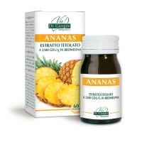 PINEAPPLE TITRATED EXTRACT 60 tablets