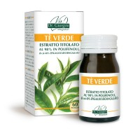 GREEN TEA TITRATED EXTRACT 60 Tablets